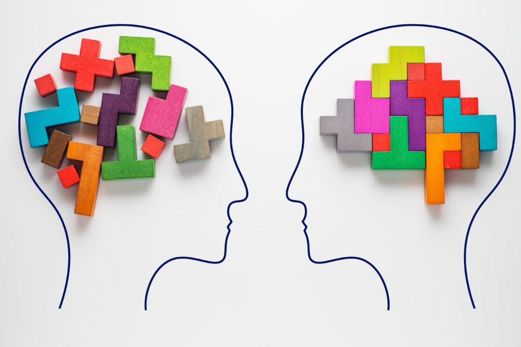 思考のイメージ