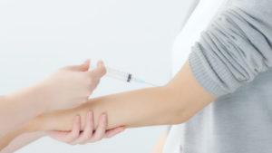 注射のイメージ写真